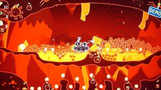 TerRover PS3 Gameplay: Lava planet [HD]