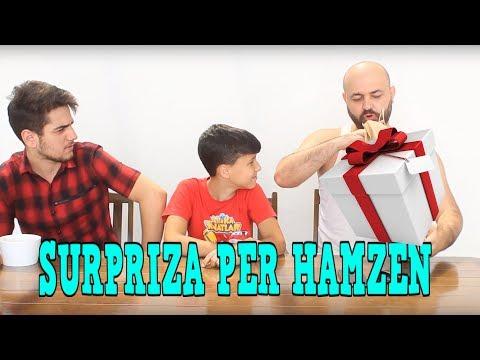 Surpriza e madhe per Hamzen !!! Controlleri me skin