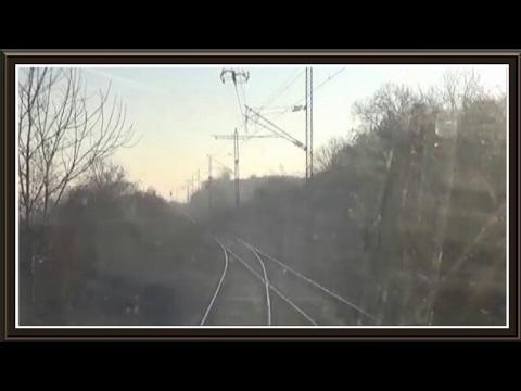 Railroad from Cortanovci to Beska   Northern Serbia
