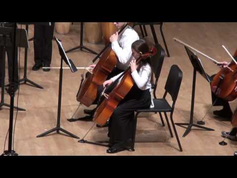 2016 OPUS Chamber Music Camp - Junior String Band