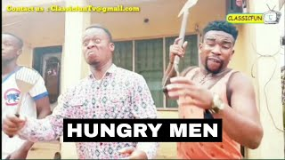 THE HUNGRY MEN - [super funny comedy video]😆😆 [please like & subscribe]