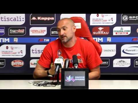 Conferenza Stampa Gianluca Festa 03/05/15 | Cagliari Calcio