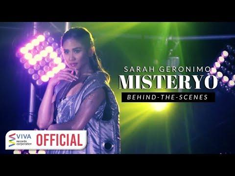Sarah Geronimo — Misteryo [Behind-The-Scenes]
