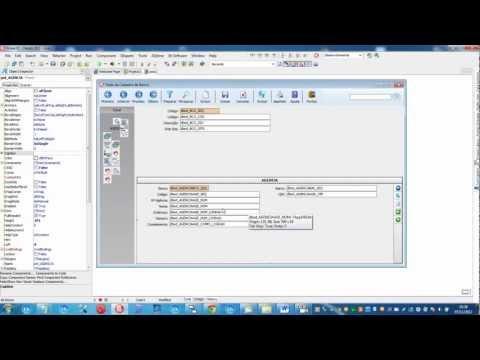 Eh Software Framework -  Criação de Cadastro Mestre Detalhe