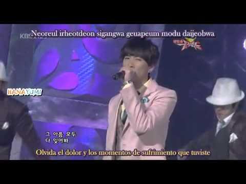 T max  Paradise  OST Boys before flowers Sub Español