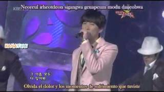 T max - Paradise  (OST- Boys before flowers) Sub Español