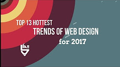 Web Design Trends 2017  by  5ine Web Solutions Pvt Ltd