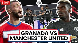 Granada v Manchester United | Europa League | LIVE Stream Watchalong