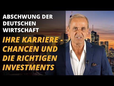 Abschwung! Karriere Chancen und Investment Ideen - Was ich Ihnen rate! | Florian Homm