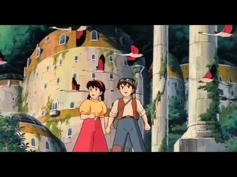 Castle in the Sky (Director Hayao Miyazaki) Anna Paquin, James Van Der Beek
