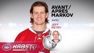 Avant/Après Markov - avec Jeff Petry
