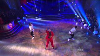 Chris Brown - Yeah 3x Dancing With The Stars (HD)
