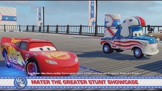 Cars 3: Driven to Win (Switch) - Mater the Greater Stunt Showcase