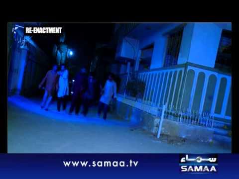 Khoji March 16, 2012 SAMAA TV 3/4