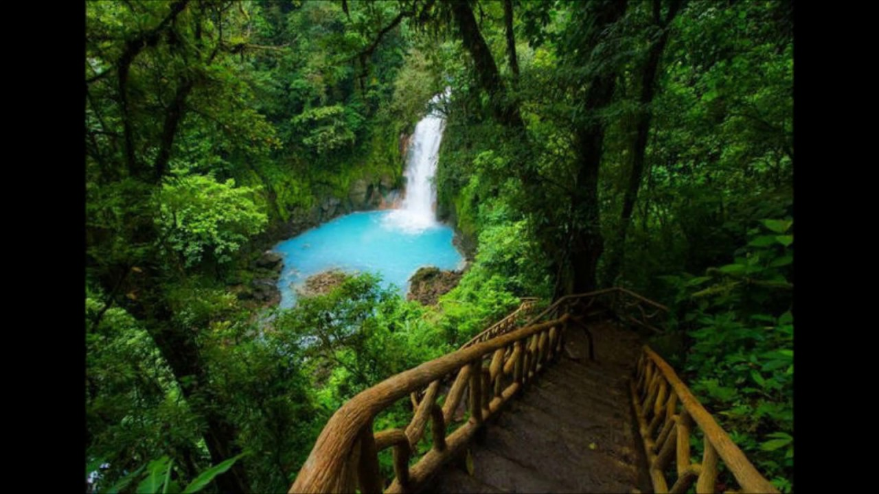 5 sungai terindah di dunia