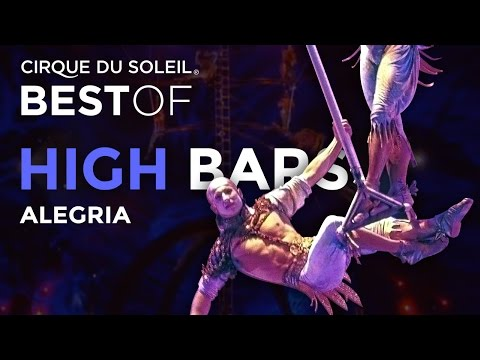 High Bars Act from Alegría | Best of Cirque du Soleil