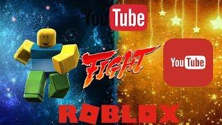 ROBLOX vs. YouTube