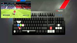 Fifa 12 - Skills Tutorial PC (Keyboard)