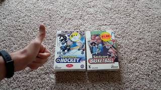 Unboxing Throwback PC Games!! (Backyard Sports)
