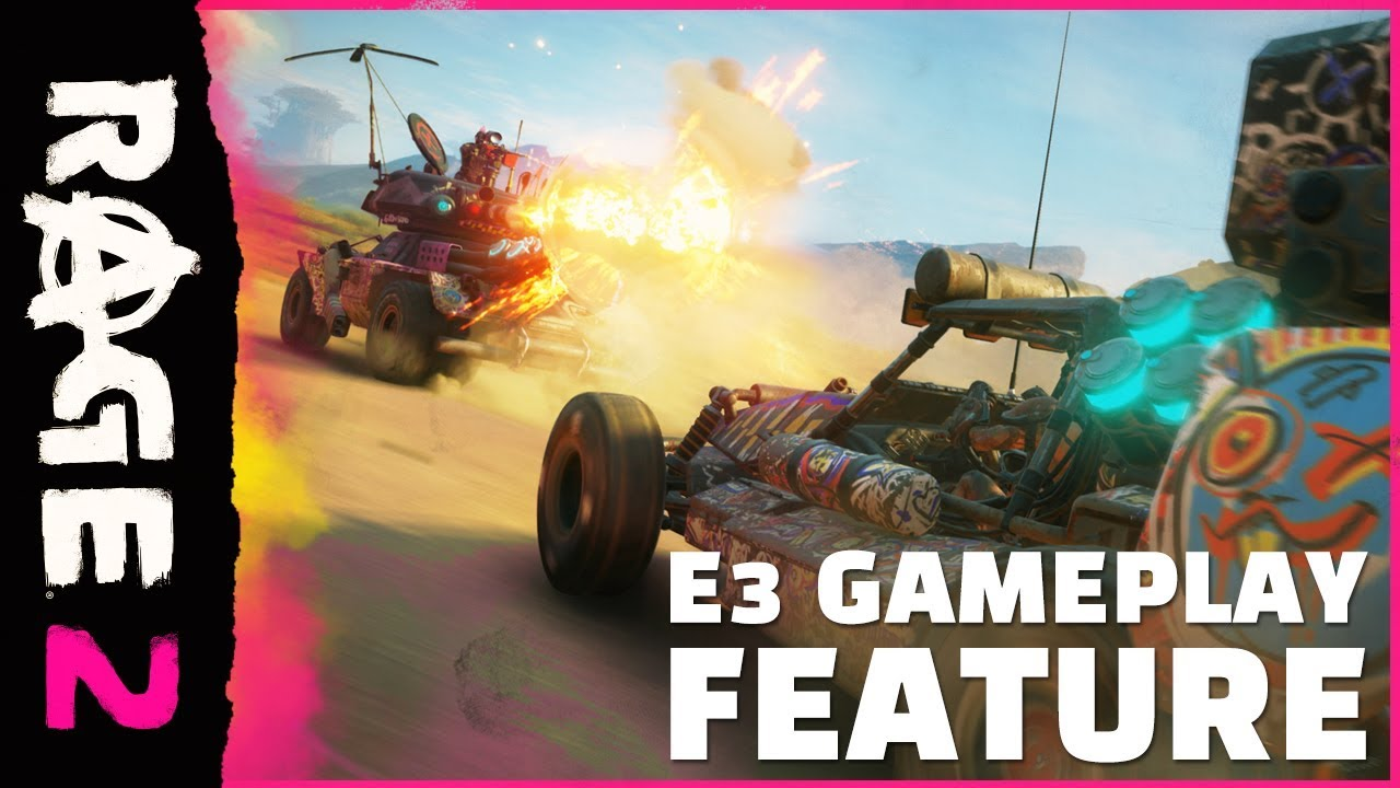 Rage 2 interview: id Software's Tim Willits on perfecting the FPS