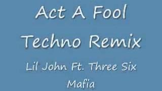 Video Act A Fool Remix download MP3, 3GP, MP4, WEBM, AVI, FLV Juli 2018