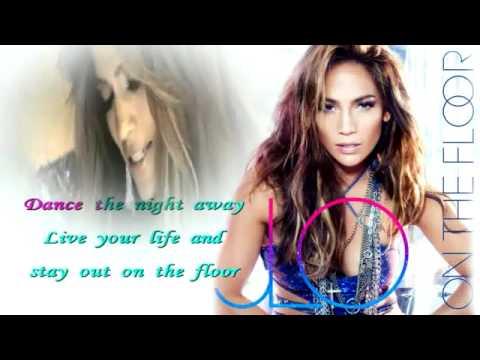 Jennifer Lopez Ft. Pitbul l- On The Floor (karaoke/instrumental)