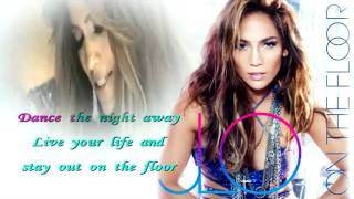 Jennifer Lopez Ft. Pitbul l- On The Floor (karaoke/instrumental)