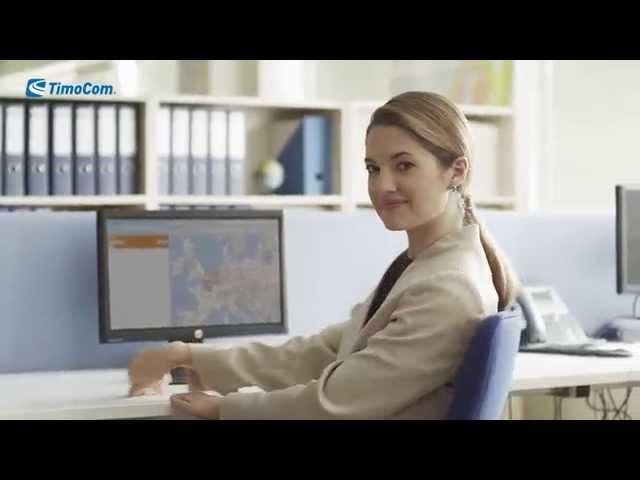TimoCom - TC eMap® - výkonný plánovač tras s funkcí sledování vozidel