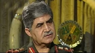 Talking Heads with General VP Malik (Aired: July 2000)