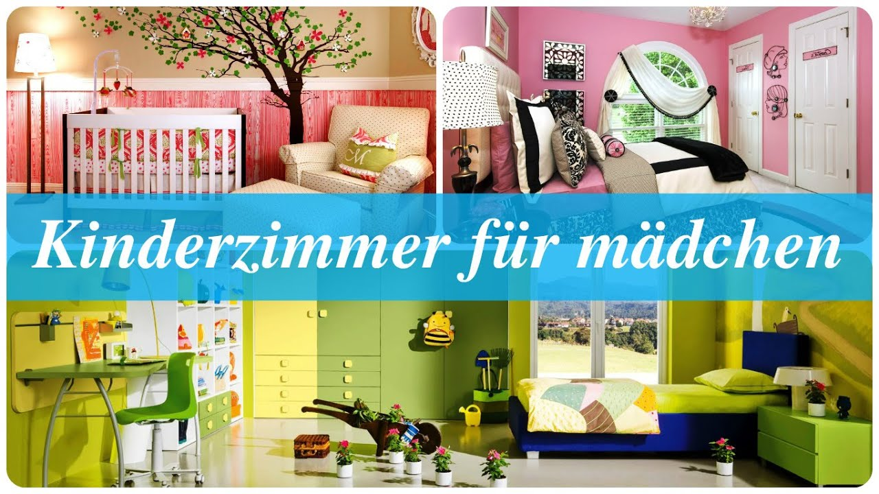 kinderzimmer f r m dchen youtube. Black Bedroom Furniture Sets. Home Design Ideas