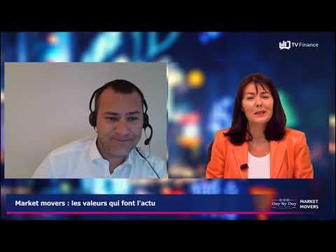 Market Movers : Ubisoft, Vivendi, Cap Gemini, Suez et Spie