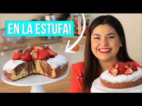 Pastel SIN HORNO, EN LA ESTUFA!! |RebeO