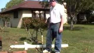 Inground Mailbox Post Instructional Video