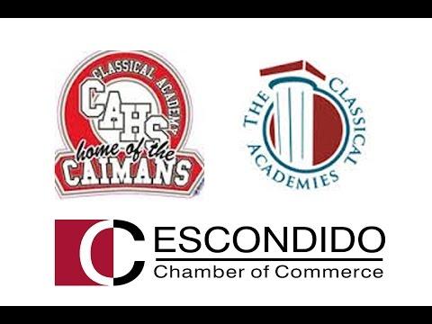 Escondido Chamber Business Mixer at Classical Academy High School
