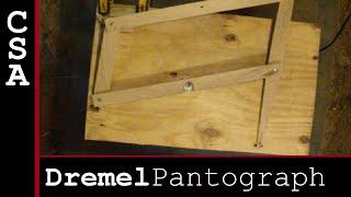 Repeat youtube video Dremel Panotgraph