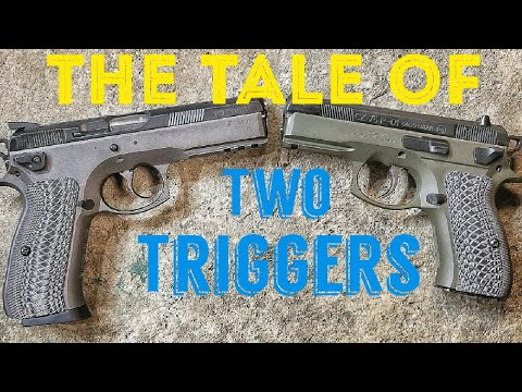 Cajun Gunworks vs  CZ Custom: Trigger Face off for trigger parts and end  results