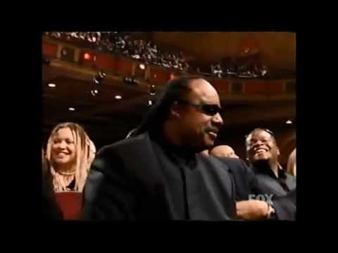 39TH NAACP IMAGE AWARDS nice tribute to stevie wonder