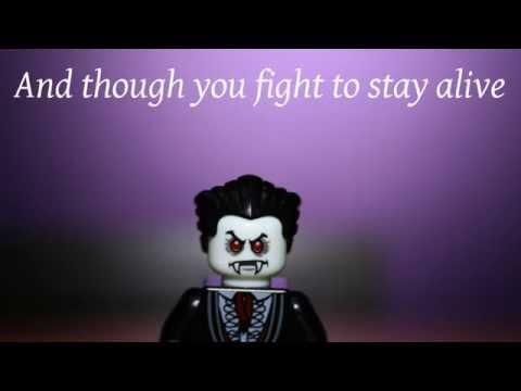 Michael Jackson Thriller Lego Style HD