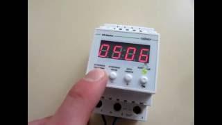 Таймер недельный, суточный Т16Н1, Т16С1 (:hs electro)