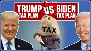 Trump vs Biden Tax Plans Compared: Which is Better for Real Estate Investors?