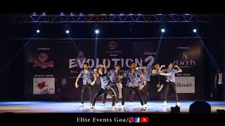 Scorpions Crew (Thane) | Crew | Champions | Evolution Season 2- GOA