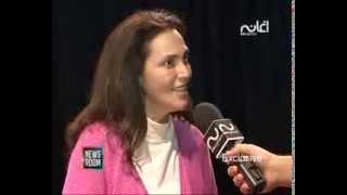 Roula Hmadeh رلى حمادة:أعدنا الثقة بالدراما اللبنانية وبنطر العمل اللي قلبي بيختارو