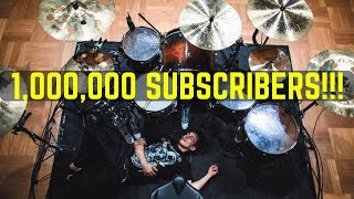 Download lagu Best Of Matt McGuire Drum Covers - 1,000,000 Subscribers
