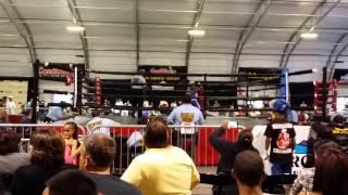 Jalil Hackett vs Trinidad Vargas 90lbs