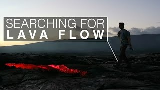 Photographing an Active Volcano | Searching for Lava