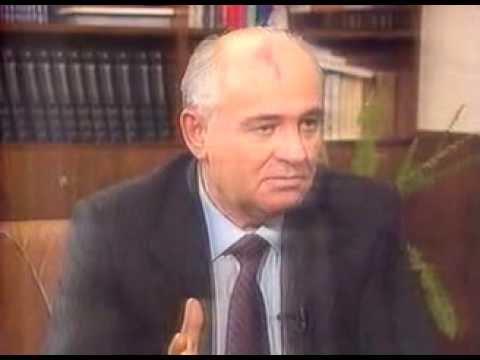 CBC Interview with Mikhail Gorbachev (1990s)