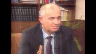 CBC Interview with Mikhail Gorbachev (1990s)