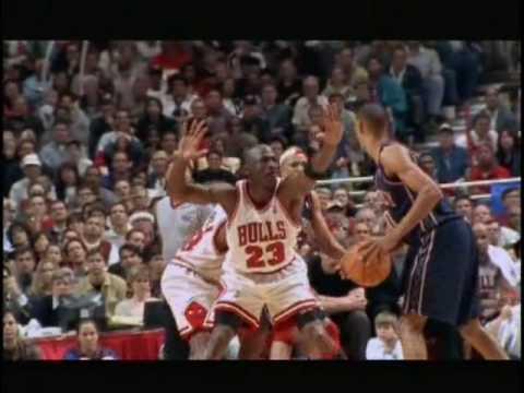 Michael Jordan Wavin' Flag