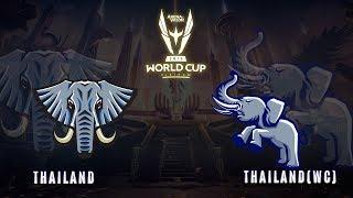 AOV:2019 AWC 世界盃 │隊伍介紹 泰國代表隊及泰國外卡隊《Garena傳說對決》