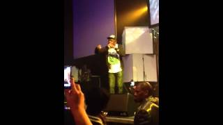 Big Youth and Jah Thomas live in Brixton 20th May 2012